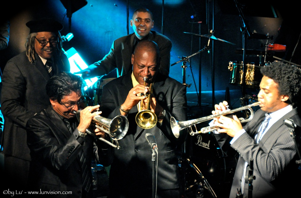 Afro Cuban All Stars band