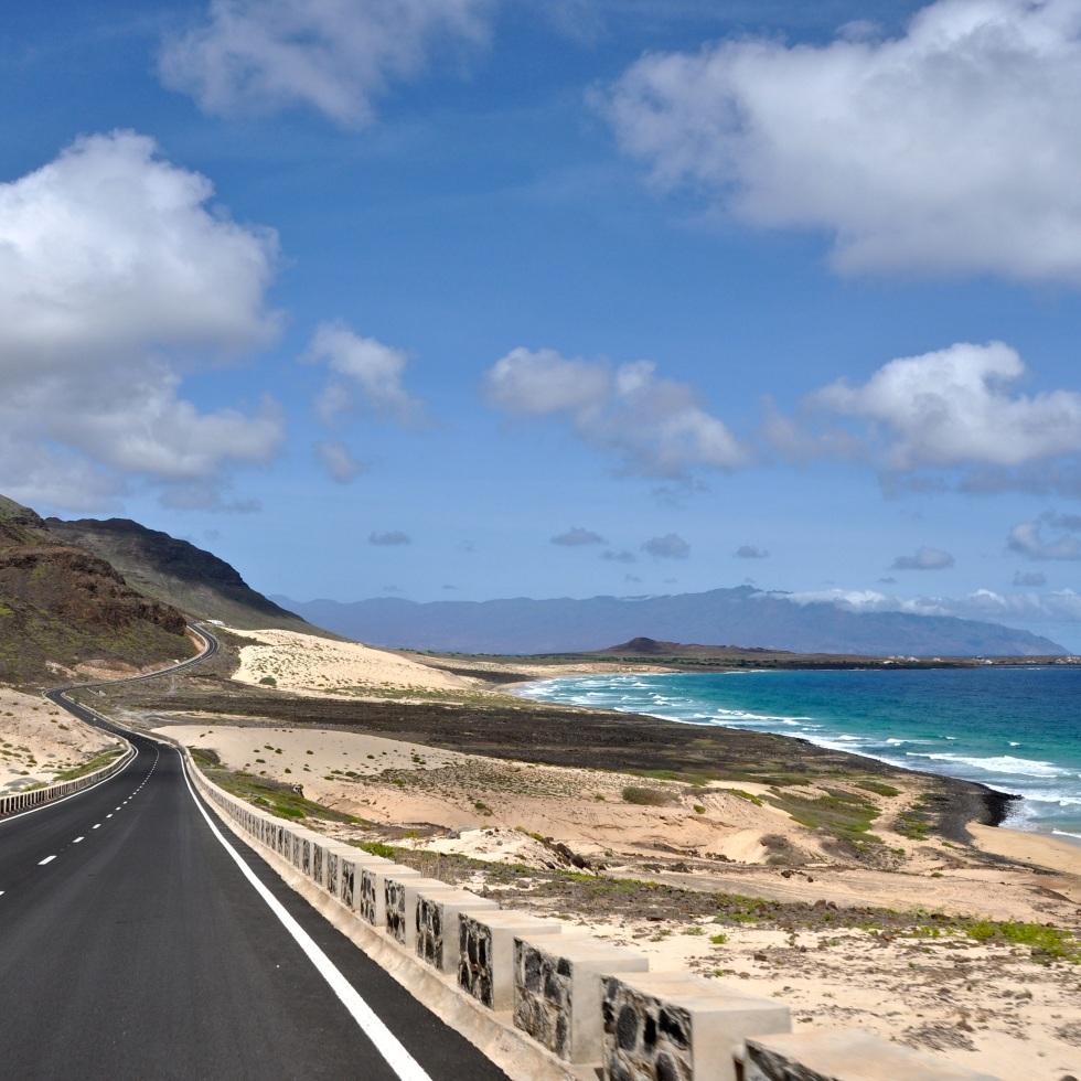 Praia Grande - Sao Vicente Island - Cape Verde