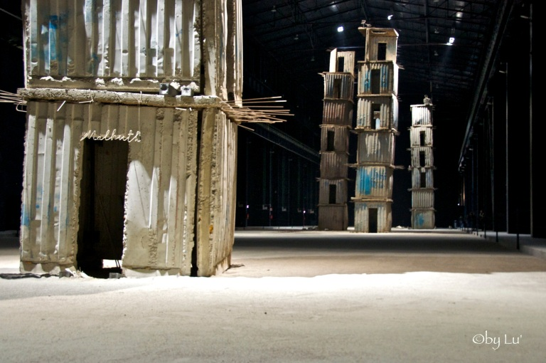 Anselm Kiefer -The Seven Heavenly Palaces
